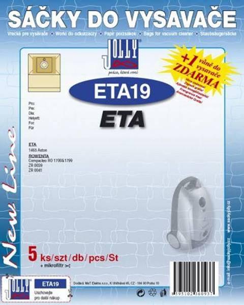 Jolly Sáčky pre vysávače Jolly ETA 19