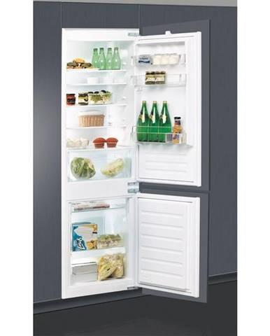 Kombinácia chladničky s mrazničkou Whirlpool ART 65011 biele