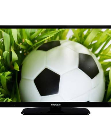 Televízor Hyundai HLP 24T539 čierna