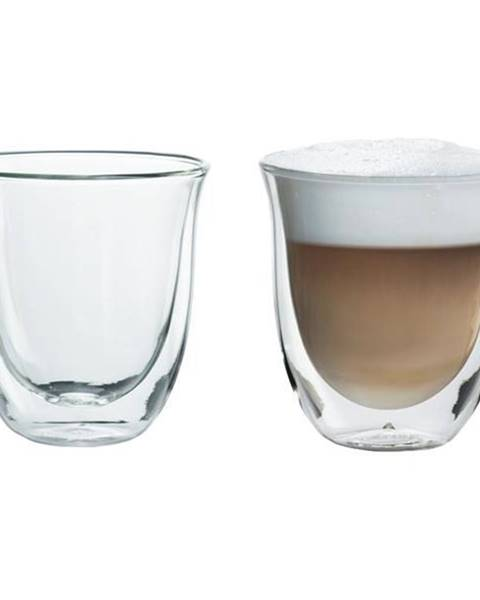 DeLonghi Príslušenstvo DeLonghi Skleničky cappuccino