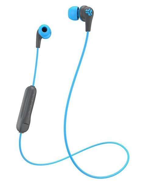 JLab Slúchadlá JLab JBuds Pro Wireless Signature Earbuds sivá/modrá
