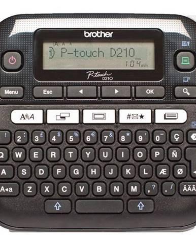 Tlačiareň štítkov Brother PT-D210VP