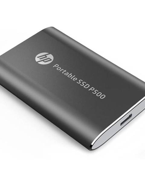 HP SSD externý HP Portable P500 250GB čierny