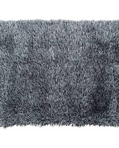 Koberec bielo-čierna 80x150 VILAN