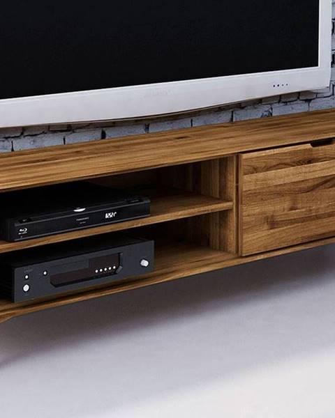 Bighome.sk SKANE TV stolík I. 180x48 cm, dub, prírodná