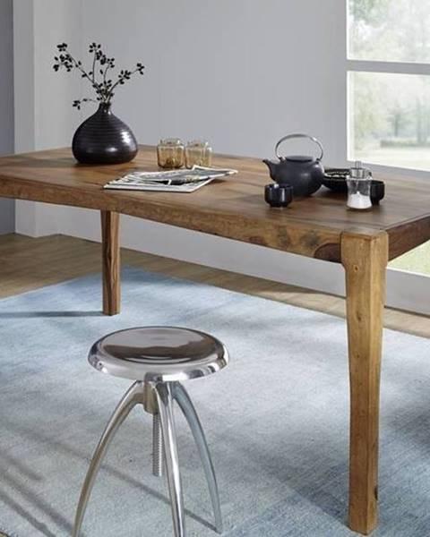 Bighome.sk MODERNA Jedálenský stôl 120x85 cm, palisander