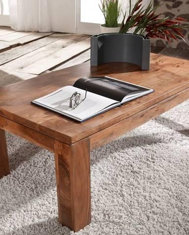 KOLINS Konferenčný stolík 115x60 cm, akácia