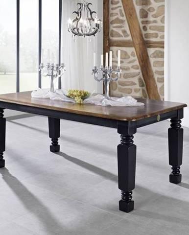 KOLONIAL Jedálenský stôl 240x100 cm, palisander