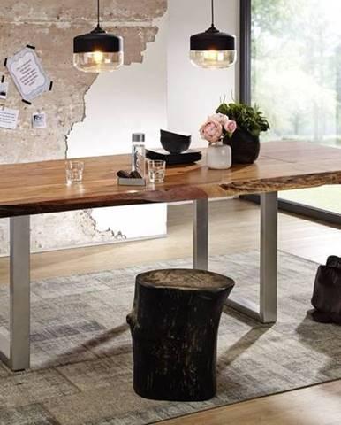 METALL Jedálenský stôl 180