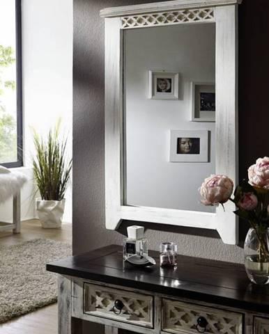 ANTIK Zrkadlo 60x90 cm, mango a akácia