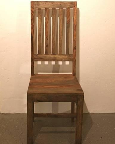 GREY WOOD Jedálenská stolička Klasik, palisander