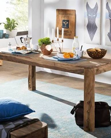 MONTREAL Jedálenský stôl 120x60 cm, palisander