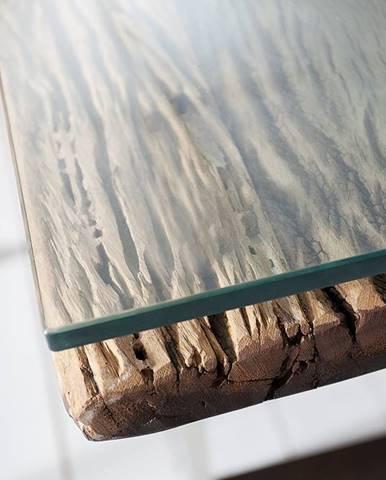 Sklo na jedálenský stôl BARAKUDA 240x100 cm
