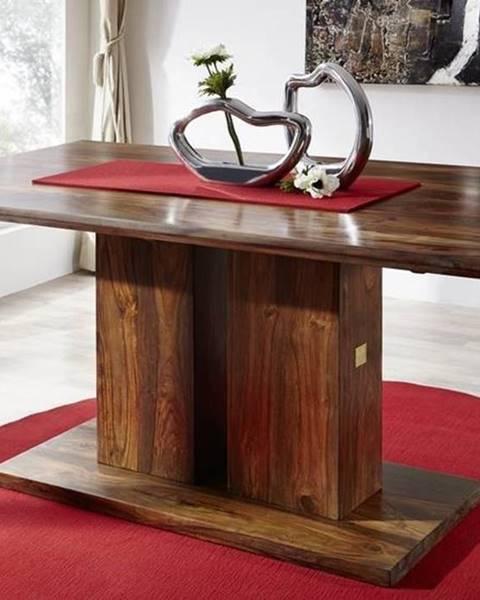 Bighome.sk BARON Jedálenský stôl Simple 175x90 cm, palisander