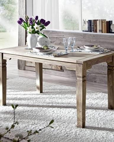 CASTLE Jedálenský stôl 140x90 cm, palisander
