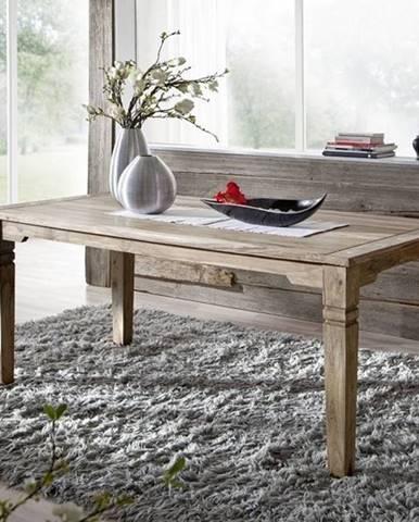 CASTLE Jedálenský stôl 180x90 cm, palisander