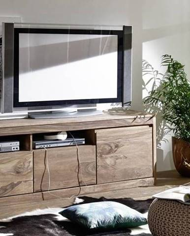 MONTREAL Komoda 58x178 cm, palisander