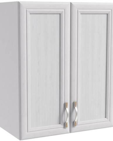 Skrinka do kuchyne Sycylia G60 biela/dub lancelot