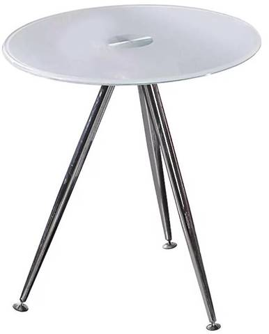 Stolík ufo white tt-559