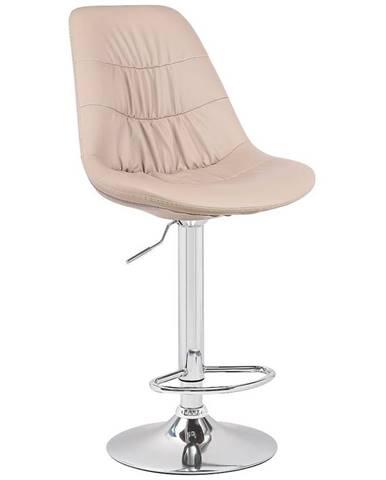 Barová stolička Pulsar cappucino 7386