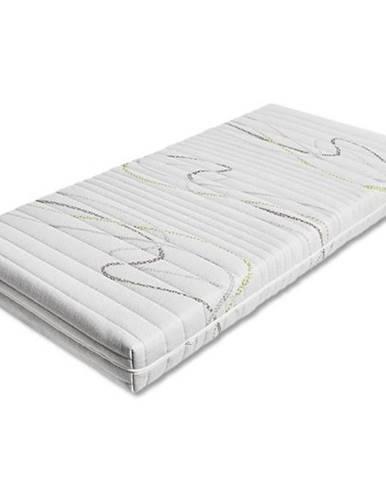 Rolovaný matrac v karabici Merkury Trio Deluxe Aloe Vera 120/200
