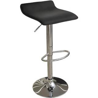 Barová stolička Kwadro čierna 7316