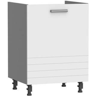 Kuchynská skrinka Paula biela D60