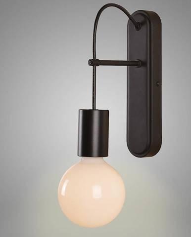 Alto Svietniková lampa 1x40w E27 Čierna matná