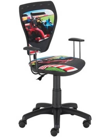 Kancelárska stolička  Ministyle Pretekár