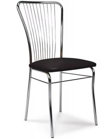 Stolička neron čierna CHR V-04