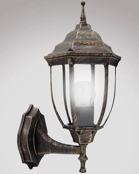 MERKURY MARKET Nastenná záhradná lampa Nizza 8452