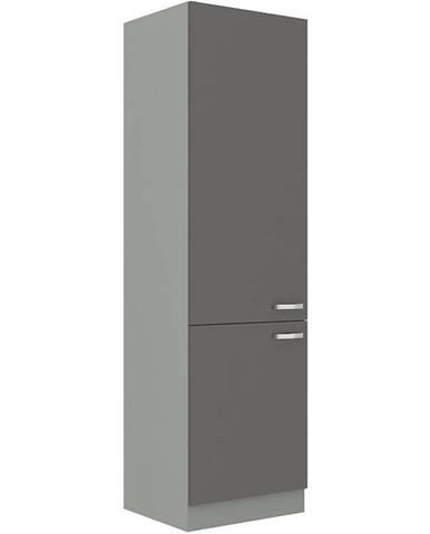 Kuchynská skrinka Grey 60lo-210 2f