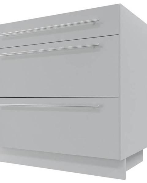 MERKURY MARKET Skrinka do kuchyne Essen grey D3M/80