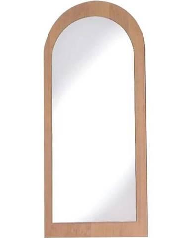Vešiaková stena zrkadlo 01