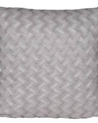 Obliečka na vankúš WA18126 40x40 šedá