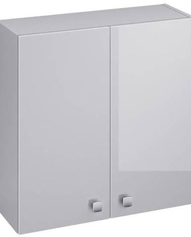 Závesná kúpeľňová skrinka Rubid 60 DSM