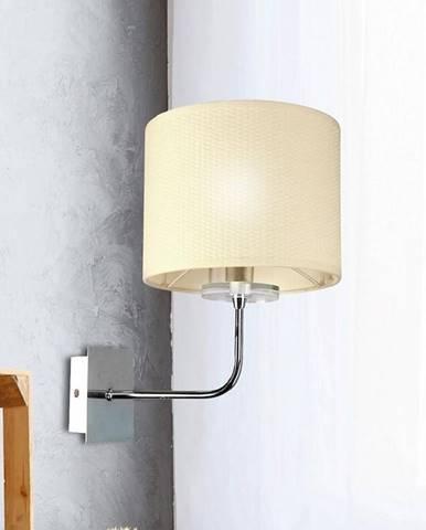 Estera Svietniková lampa 1x40w E14 Chróm