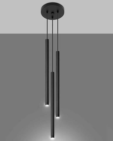 Lampa  Padova 3P BLAC