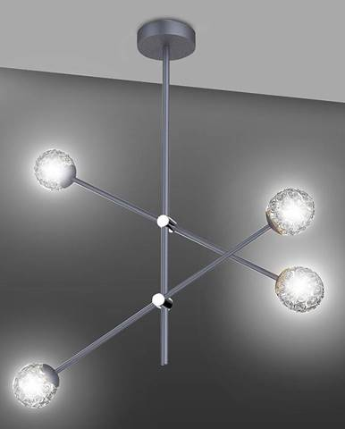 Luster A0032-340 Paksos 4xmax 5W G9 LED