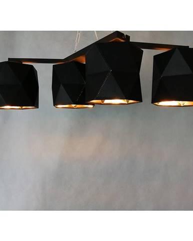 Luster Siro 1043 čierna/zlato Lw4