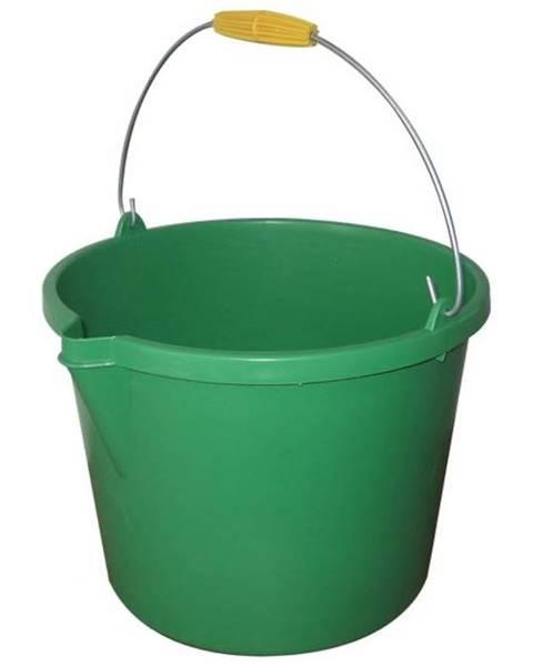 MERKURY MARKET Zelené záhradné vedro 20l
