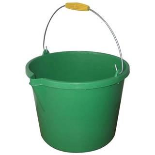 Zelené záhradné vedro 20l