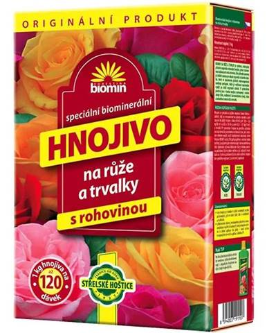 Biomin - Hnojivo na ruže 1 kg