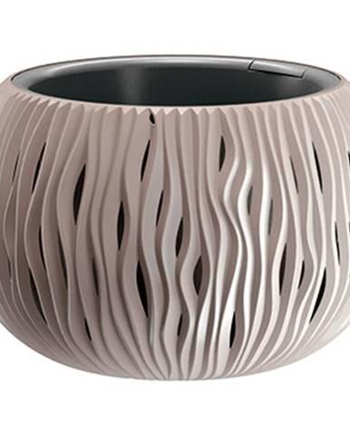Kvetinač Bowl Sandy Mocca Dsk290-7529u