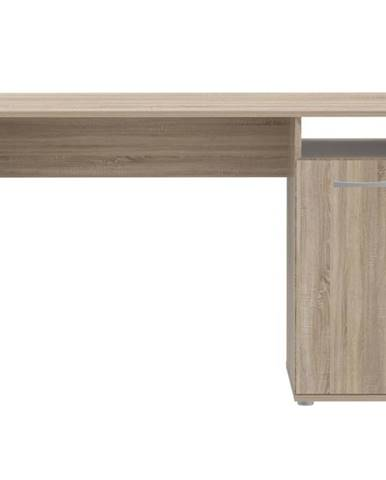 Písací stôl  Niko CPLB21N D30  1D