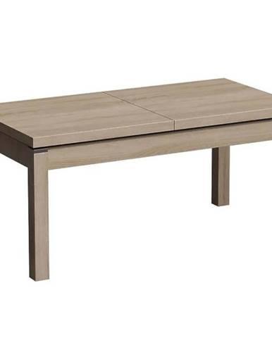 Konferenčný stolík Kleopatra dub sonoma