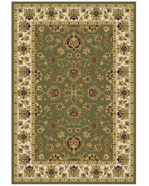 Kondela Kendra Typ 2 koberec 67x120 cm zelená