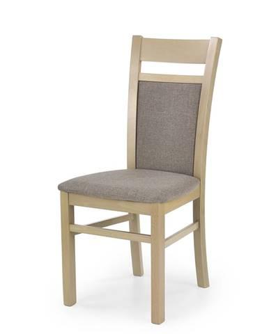 Gerard 2 jedálenská stolička dub sonoma