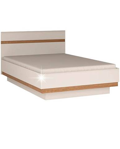 Lynatet 91 140 manželská posteľ biela