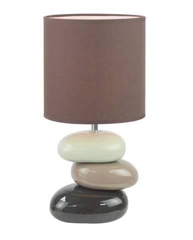 Qenny Typ 5 stolná lampa hnedá